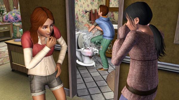 Скриншот №6 к The Sims™ 3 Generations