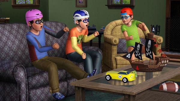 Скриншот №5 к The Sims™ 3 Generations