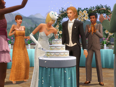 Скриншот №12 к The Sims™ 3 Generations