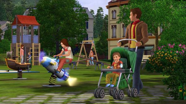 Скриншот №9 к The Sims™ 3 Generations