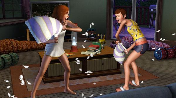 Скриншот №8 к The Sims™ 3 Generations