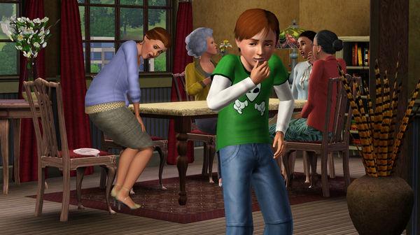 Скриншот №7 к The Sims™ 3 Generations