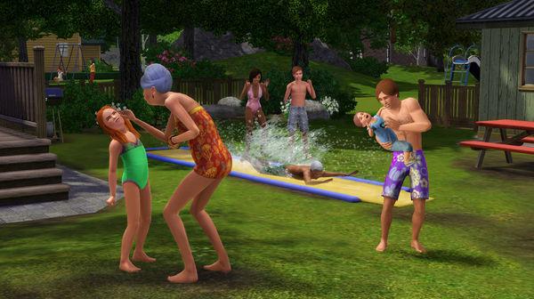 Скриншот №10 к The Sims™ 3 Generations