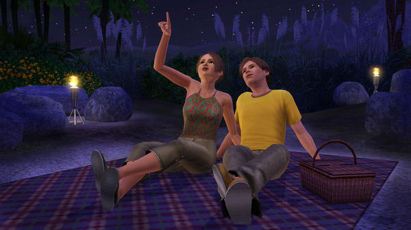 Скриншот №15 к The Sims™ 3 Generations