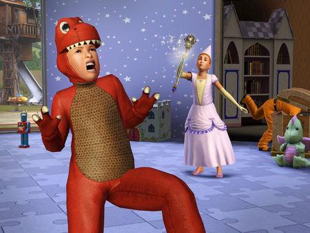 Скриншот №13 к The Sims™ 3 Generations