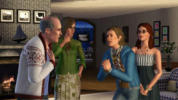 Скриншот №4 к The Sims™ 3 Generations