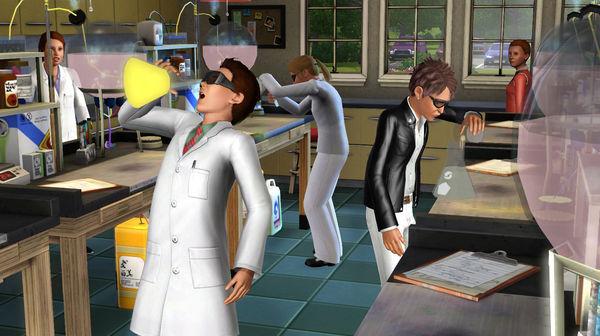 Скриншот №11 к The Sims™ 3 Generations