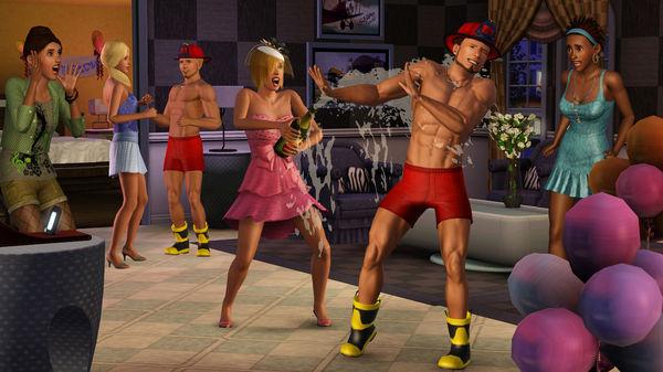 Скриншот №16 к The Sims™ 3 Generations