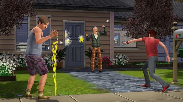 Скриншот №14 к The Sims™ 3 Generations
