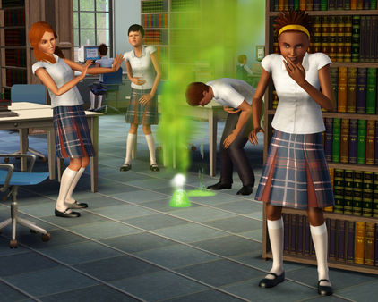 Скриншот №2 к The Sims™ 3 Generations