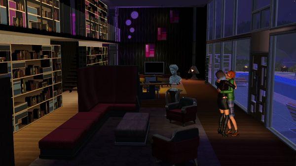 Скриншот №5 к The Sims™ 3 Town Life Stuff