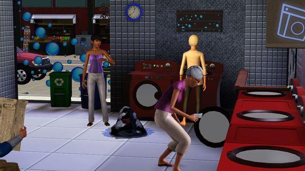 Скриншот №3 к The Sims™ 3 Town Life Stuff
