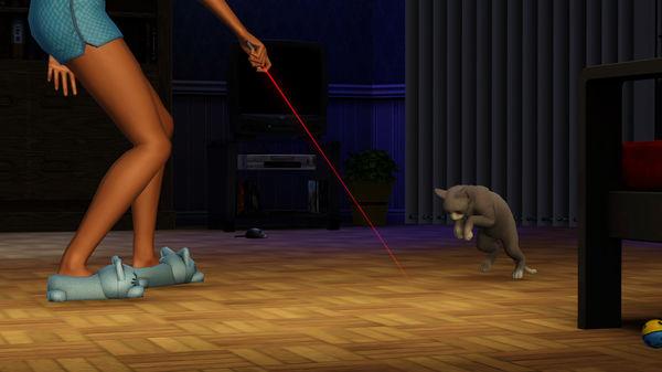 Скриншот №5 к The Sims™ 3 Pets