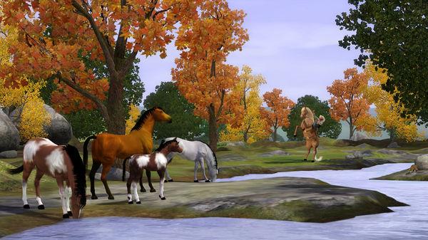 Скриншот №6 к The Sims™ 3 Pets