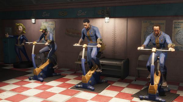 Скриншот №1 к Fallout 4 Vault-Tec Workshop