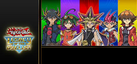 Yu-Gi-Oh! Legacy of the Duelist Cover Image
