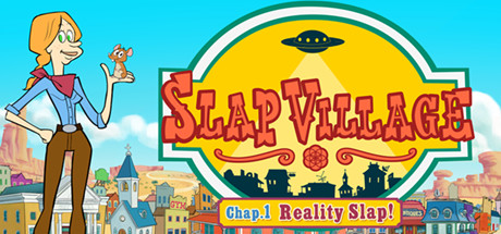 Slap Village: Reality Slap Cover Image