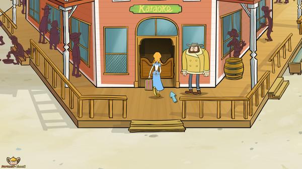 Скриншот №4 к Slap Village Reality Slap