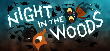 Night in the Woods Cover Image