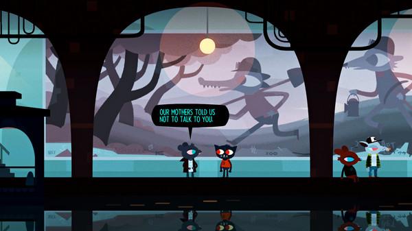 Скриншот №7 к Night in the Woods