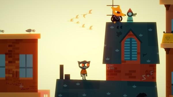 Скриншот №4 к Night in the Woods