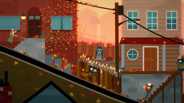Скриншот №1 к Night in the Woods