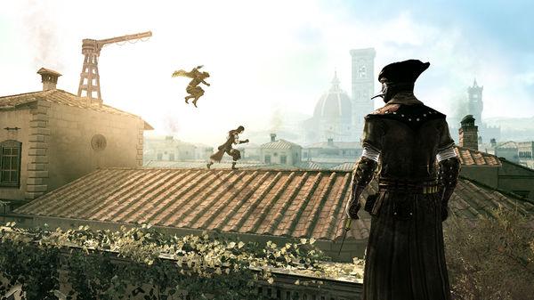 Скриншот №7 к Assassins Creed® Brotherhood