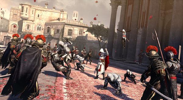 Скриншот №13 к Assassins Creed® Brotherhood