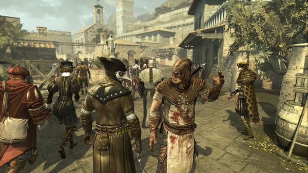 Скриншот №1 к Assassins Creed® Brotherhood