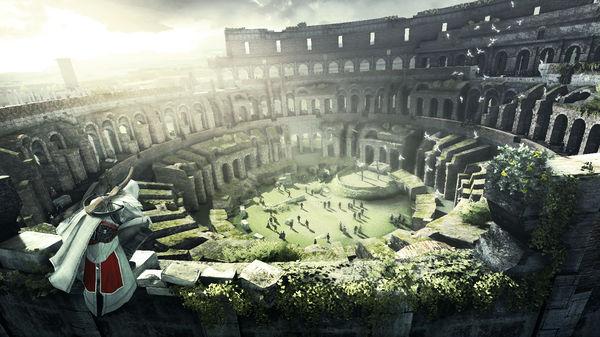 Скриншот №9 к Assassins Creed® Brotherhood
