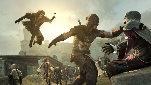 Скриншот №3 к Assassins Creed® Brotherhood