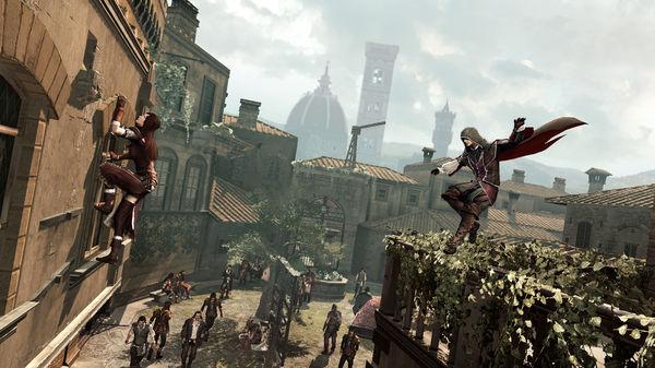 Скриншот №6 к Assassins Creed® Brotherhood