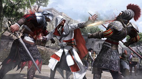 Скриншот №11 к Assassins Creed® Brotherhood