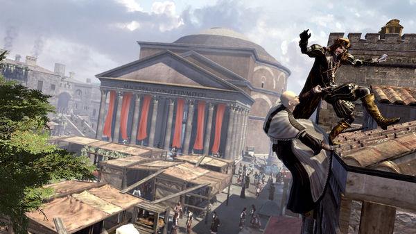Скриншот №4 к Assassins Creed® Brotherhood