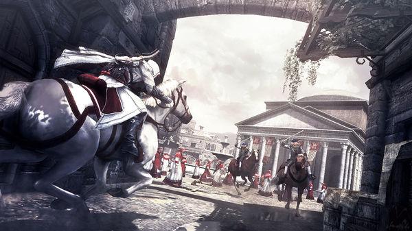 Скриншот №10 к Assassins Creed® Brotherhood