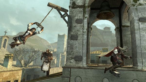 Скриншот №2 к Assassins Creed® Brotherhood