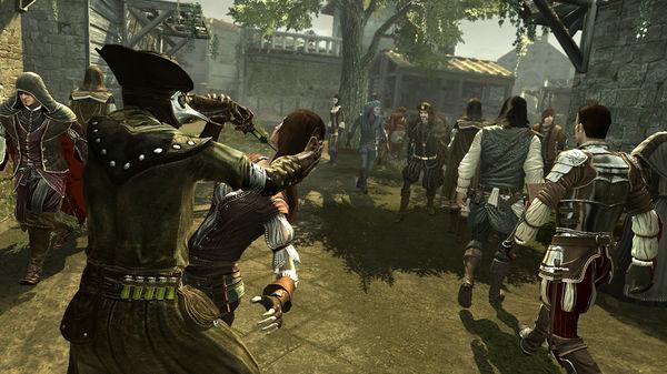 Скриншот №8 к Assassins Creed® Brotherhood