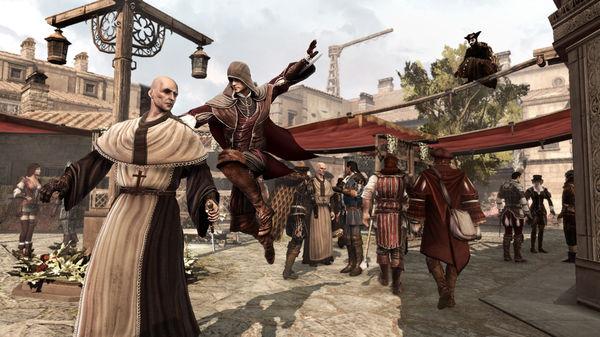 Скриншот №5 к Assassins Creed® Brotherhood