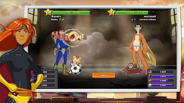 Скриншот №1 к Hero Zero