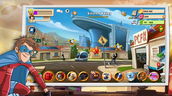 Скриншот №6 к Hero Zero