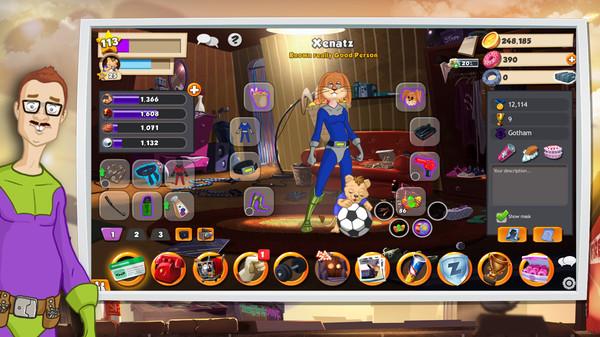 Скриншот №5 к Hero Zero