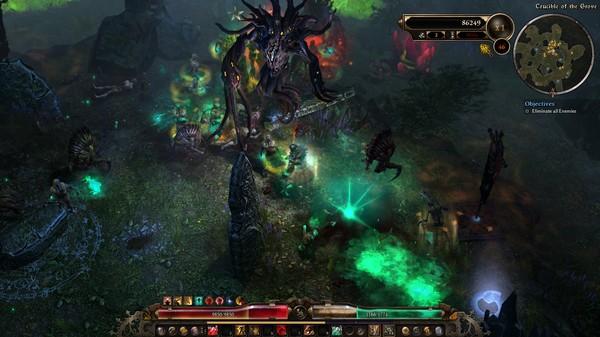 Скриншот №9 к Grim Dawn - Crucible Mode DLC