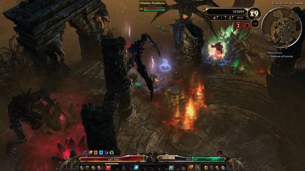 Скриншот №5 к Grim Dawn - Crucible Mode DLC