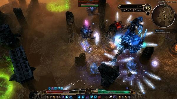 Скриншот №2 к Grim Dawn - Crucible Mode DLC