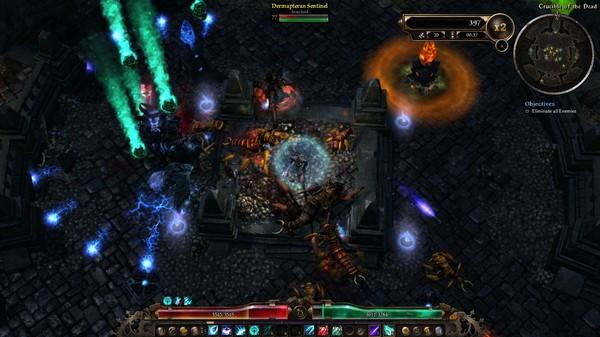 Скриншот №3 к Grim Dawn - Crucible Mode DLC
