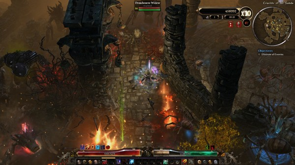 Скриншот №10 к Grim Dawn - Crucible Mode DLC