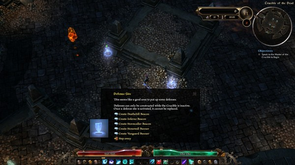 Скриншот №4 к Grim Dawn - Crucible Mode DLC