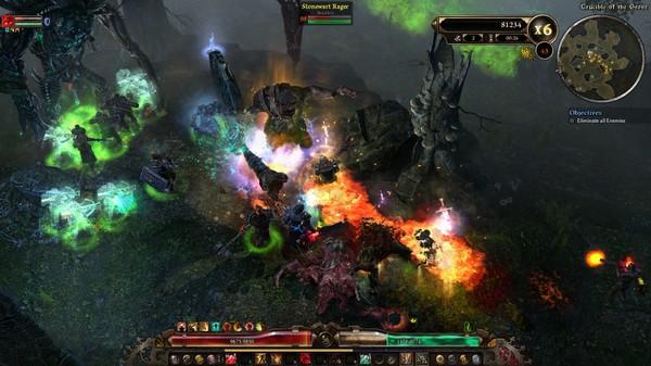 Скриншот №11 к Grim Dawn - Crucible Mode DLC