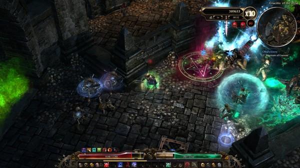 Скриншот №13 к Grim Dawn - Crucible Mode DLC