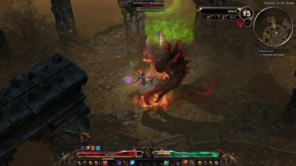 Скриншот №8 к Grim Dawn - Crucible Mode DLC